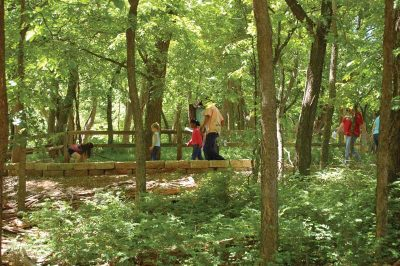 Guided Hikes at Martin Nature Park