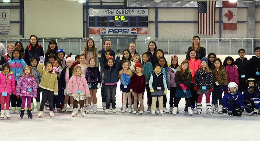 Arctic Edge Tuesday DISCOUNTED Family Skate