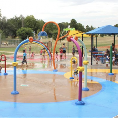 Harrah Heritage Park and Splash Pad