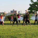 FREE Zumba at Scissortail Park