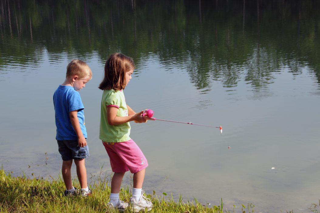 FREE Fishing Day in OKC