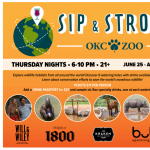 Sip and Stroll @ OKC Zoo (21+)