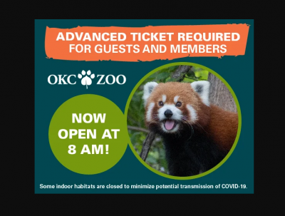OKC Zoo Summer Hours
