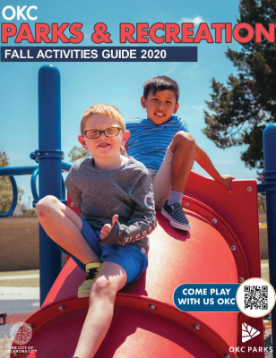 OKC Parks Fall Guide 2020