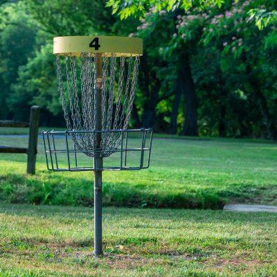 Tye F. Cunningham Disc Golf Course at Mitch Park
