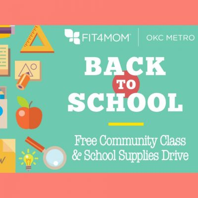 FREE COMMUNITY FIT4MOM CLASS
