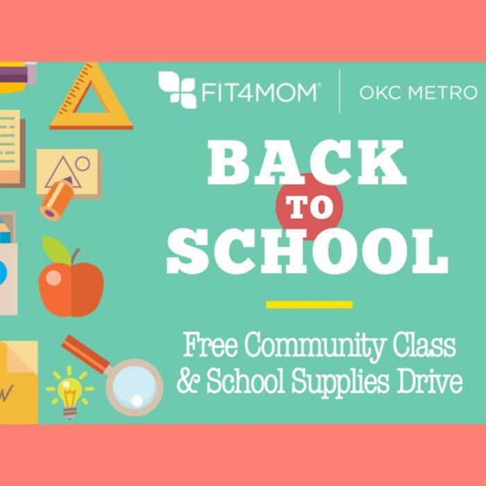 FREE COMMUNITY FIT4MOM CLASS