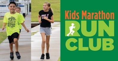 Kids Marathon Run Club