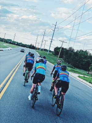 Monday Night Group Ride