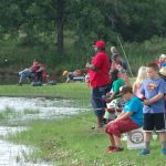 City of Choctaw Kid's Fishing Derby