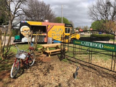 Monthly Gatewood Twilight Bike Ride