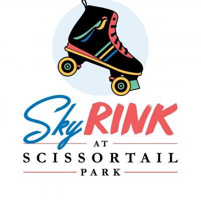 Sky Rink at Scissortail Park