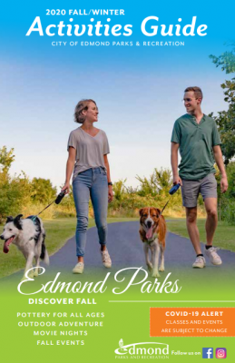 Edmond Parks and Rec Fall 2020 Guide