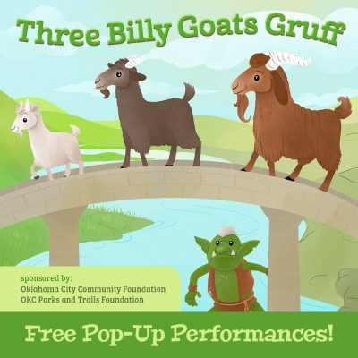 Plays in the Park - Three Billy Goats Gruff