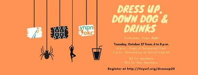 YNPN of OKC Presents: Dress Up, Down Dog and Drinks