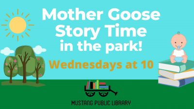 FREE Mother Goose Storytime in the Park with Musta...