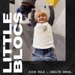 Little Blocs at Blocworks Indoor Climbing Gym