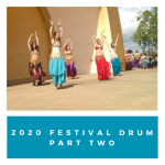 2020 Festival Drum Bellydancing Choreography - Part 2