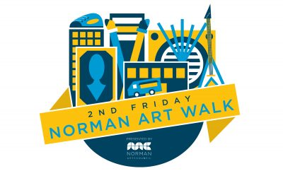 FREE 2nd Friday Norman Arts Walk
