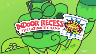 Indoor Recess: The Ultimate Champ | GoNoodle
