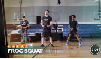 Pump It Up - Fresh Start Fitness | GoNoodle