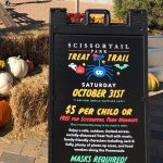 Scissortail Park Treat Trail