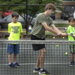 YMCA Youth Tennis