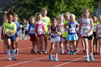 YMCA Track and Field