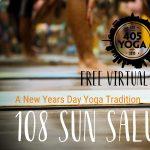 FREE 108 Sun Salutations Practice