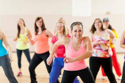 Dance Fusion Cardio Class