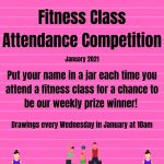 Fitness Attendance Competition