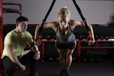 YMCA Teen Working on Wellness (WOW)