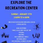 Explore Mustang Recreation Center - Free Open House