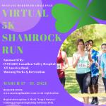 Virtual Shamrock 5K Run