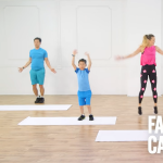 Have a Blast With This Family Fun Cardio Workout!