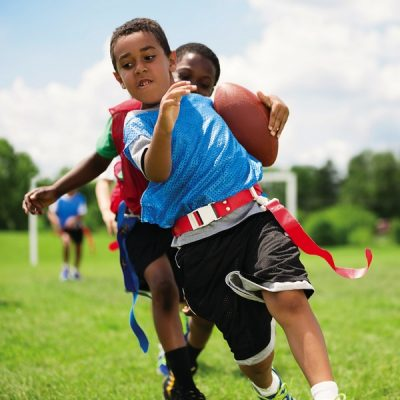 Coed Youth NFL Flag Football