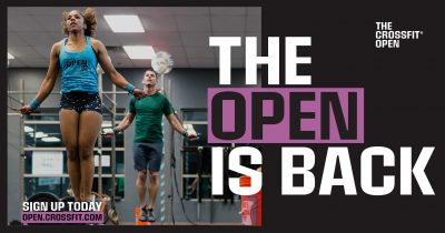 #21point1—CrossFit Open Event