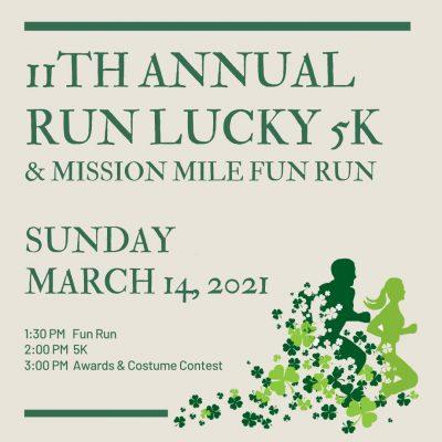 11th Annual Run Lucky 5K