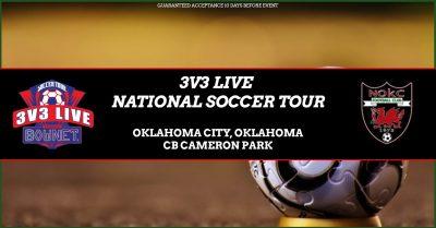 3v3 Live - Oklahoma City, OK (NOKC)