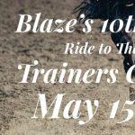 Blaze's Trainers Challenge