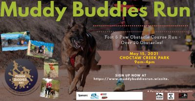 Muddy Buddies Run 2021