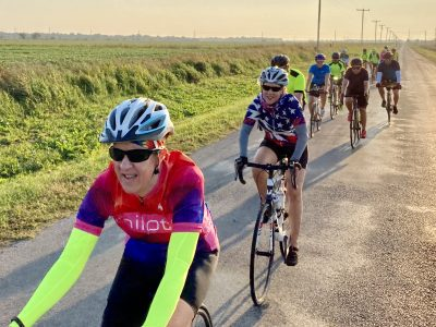 2021 Oklahoma Bicycle Society (OBS) Spring Trainin...
