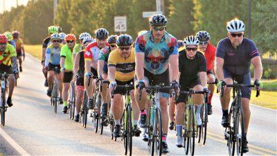 Oklahoma Bicycle Society (OBS) Streak