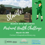 March Community Wellness Challenge