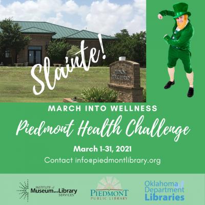 March Community Wellness Challenge
