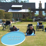 Inclusive Yoga: A Practice for Individuals with a Spinal Cord Injury
