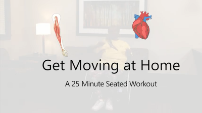 Exercising from Home: Strength & Cardio