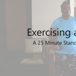 Exercising at Home: Strength and Cardio (Video 2)