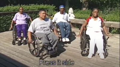 Aerobic Workout for Individuals with Paraplegia