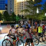 #FullMoonOKC Bike Ride Sponsored by OU Health